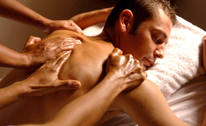 Four Hands Massage at Thai Candy Massage Happy Ending massage and / or Full Service massage can always be included