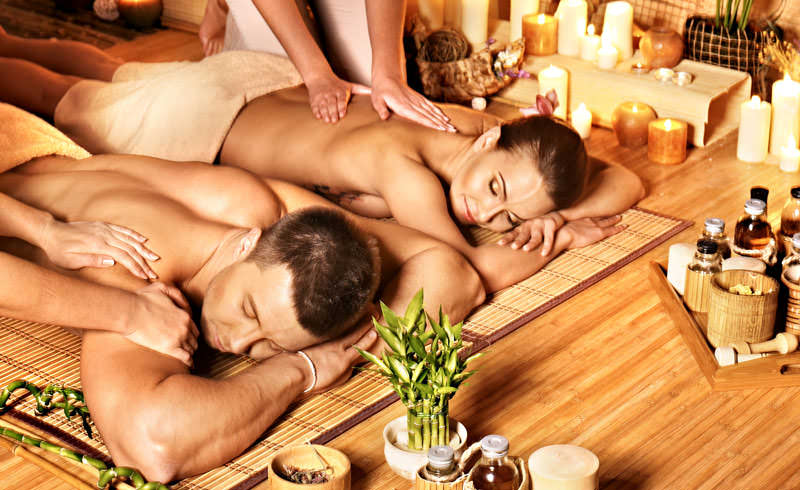 Couple or Friendship Massage at Thai Candy Massage Happy Ending massage and / or Full Service massage are always INCLUDED
